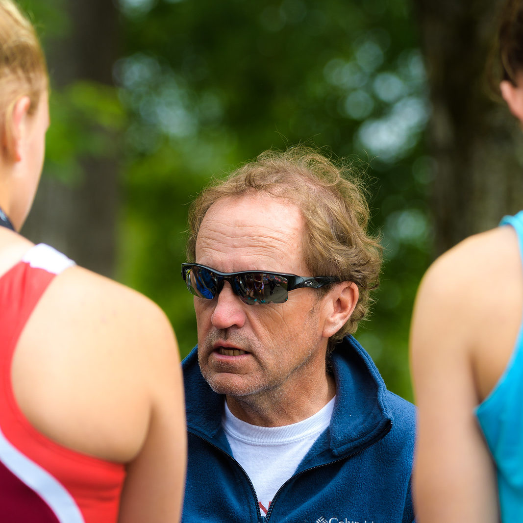 Richard - World Class Rowing Coach